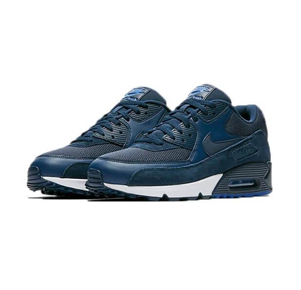 air max 90 blauw