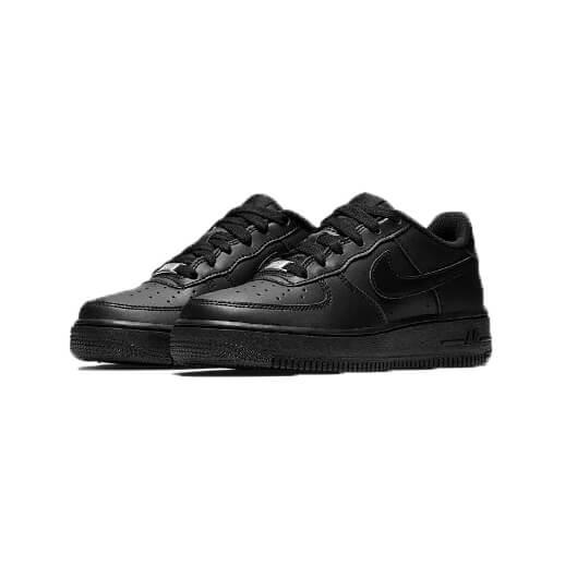 fa4a01e2e35 Nike Air Force 1 GS zwart - One Fashion