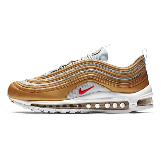 the latest 1d4e5 76aa5 Nike Air Max 97 SSL gold - One Fashion