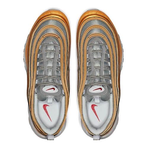 Nike Air Max 97 SSL gold One Fashion