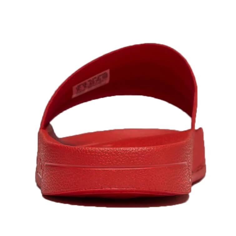 04bde8e406d Adidas Cloudfoam Adilette slipper rood - One Fashion