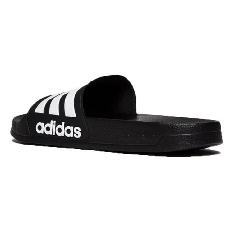 adidas adilette cloudfoam zwart