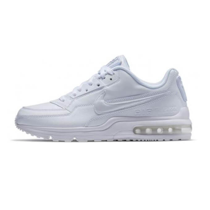 Nike Air Max LTD 3 wit leer