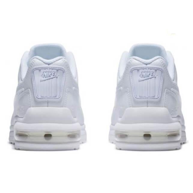 Nike Air Max LTD 3 wit leer