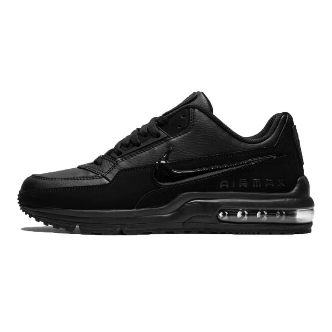 Nike Air Max LTD 3 zwart leer 687977 020