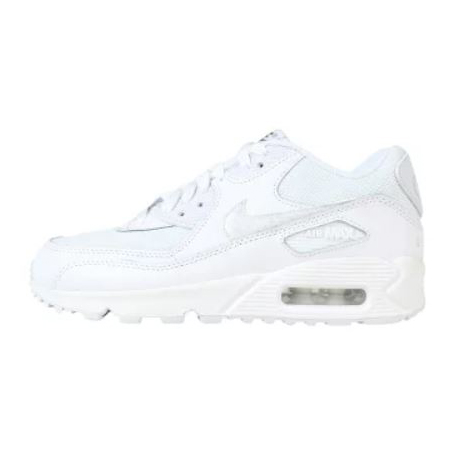 Nike Air Max 90 GS wit mesh junior