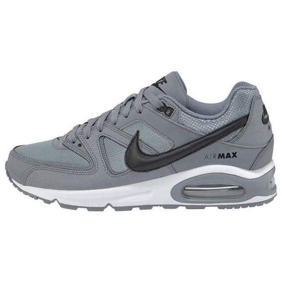 Nike Air Max Command S 629993 012 Heren Zwart