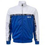 Jacket Classic white-blue